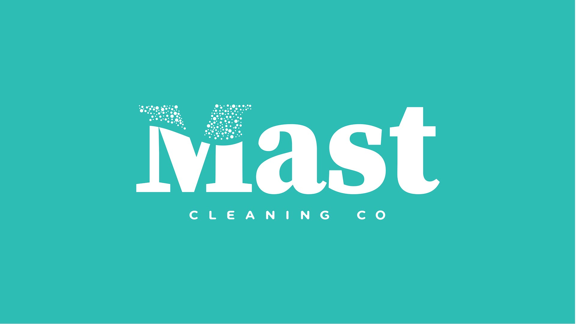 Mast Cleaning Co Logo